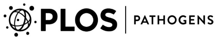 logo plos pathogens